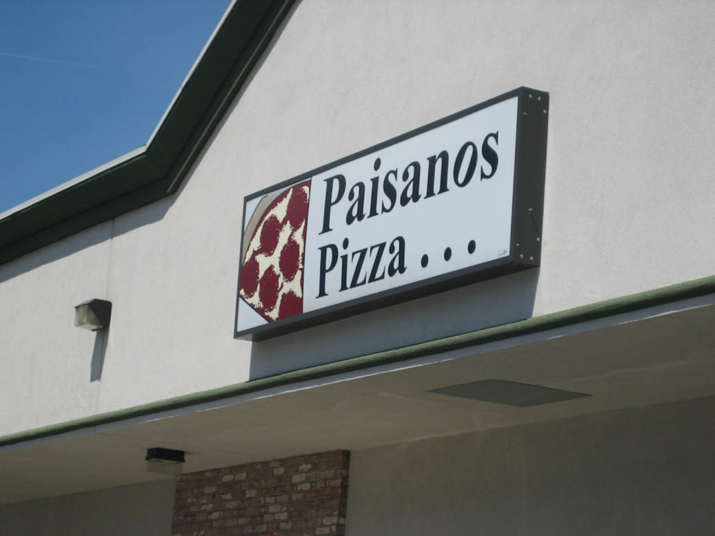 Paisanos Pizza & Spirits
