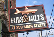 Fins and Tales