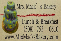 Cake Decorating Classes Near Worcester Ma : Mrs. Mack s Bakery and Restaurant TasteWorcester.com