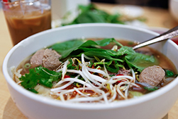 The Pho Bowl
