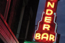 The Wonder Bar Restaurant