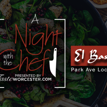 A Night with the Chef: El Basha
