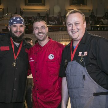 O'Harra Wins Judges' Choice at Worcester's Best Chef Competition